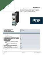 Data Sheet Temporizador Siemens