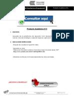 FUNDAMENTOS DE ARQUITECTURA EMPRESARIAL PRODUCTO ACADÉMICO N°3