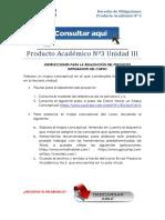 DERECHO DE LAS OBLIGACIONES PRODUCTO ACADÉMICO N°3