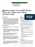 5.06.01 Bariatric Surgery Review