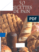 50 Recetas de Pan