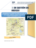 Informe Gestion de Riesgo Carretera Hauntan-yauyos-ok