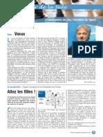 Le Cahier de la Fédé le Nº 43 - Fédération Française des Échecs