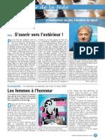 Le Cahier de la Fédé le Nº 44 - Fédération Française des Échecs
