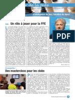Le Cahier de la Fédé le Nº 52 - Fédération Française des Échecs