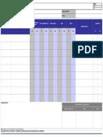 FMTO-021-V.01 Check List Inspección de Señales de Seguridad