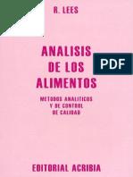 ANALISIS DE LOS ALIMENTOS R . LEES.pdf