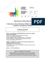 Programa Preliminar 1