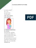 Poemas en El Idioma Mam de Guatemala