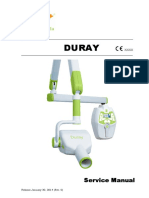 Dental Duray (Service Manual)