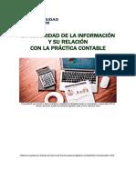 Unidad 3. Recurso 2. Lectura. La Seguridad de La Informacion y Su Relacion Con La Practica Contable.