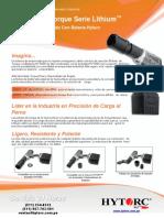 Brochure Lithium
