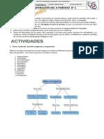 Recuperacion II Periodo 8-1 Español (Junio 19)