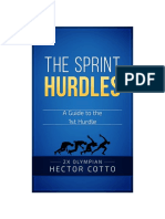 The Sprint Hurdles a Guide to the 1st Hurdle