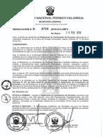 r.r. 4796-2019, Reglamento Contratacion de Docentes
