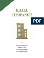 Hotel Management.doc
