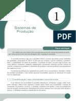 Automação de Processos e de Sistemas - Capítulos 01 e 02
