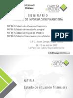 NIF B 6 Estado de Situacion Financiera
