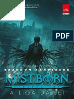 Mistborn_ Segunda era_ A liga da lei - Brandon Sanderson.pdf