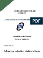 Software Multipista