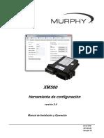 00-02-0789 XM500 Configuration Tool IOM.en.Es
