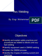 Arc Welding Lab