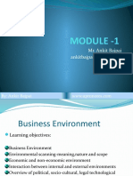 Business Environment PPT