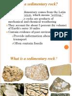 CE301.2B-8 Sedimentary Rocks (1)