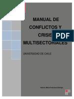 Manual de Conflictos y Crisis Multisectoriales 2008