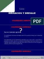 3 - Calendario Agricola