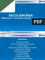 SERVICIOS Y CONSTRUCCIONES LIDNOR, S. A.