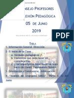 Consejo 12 de Junio 2019