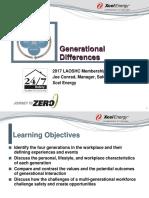 2017 LAOSHC Generational Diff