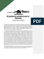 5. El jard'in de los senderos que se bifurcan Proyecto Filosofía.pdf