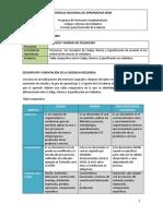 Tabla Comparativa Entre Codigo Norma y Especificacion en Soldadura