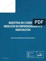 FOLLETO COMERCIO y Emprendimiento