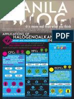 Halogenoalkanes