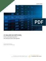 O Valor Do Bitcoin