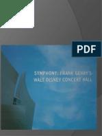 Sala de Conciertos Disney