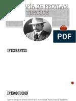 Biografía de Froylan Turcios