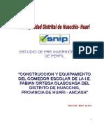 80583928-Perfil-Comedor.doc