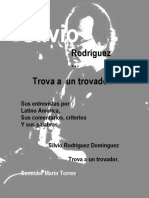 """Trova a Un Trovador """"Silvio Rodriguez"""" trova cubana"""