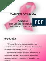 CANCER DE MAMA (1).ppt  aula 29 de março