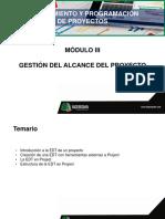 03-Gestión Del Alcance