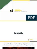 Management Operational Capacity