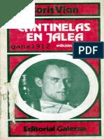 VIAN, BORIS - Cantinelas En Jalea (Ed. Bilingüe) [por Ganz1912].pdf