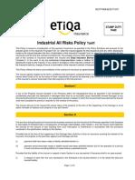 EIB en Industrial All Risks Policy
