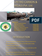 PETRO CARBON PROCESS ENGINEERING PPT