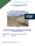 Estudio de Impacto Ambiental Paccha 2 Impresion