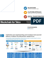 Blockchain for Digital Transformation in Telco